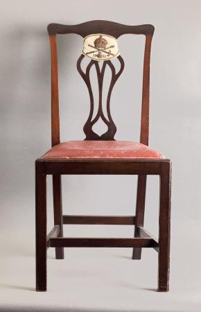 Coronation chair