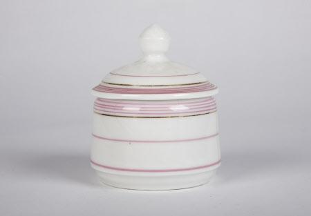Lidded bowl