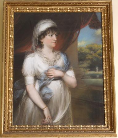 Mrs Nathaniel Hillier (nee Sharrer)