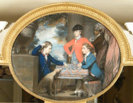 The Hon. Edward Onslow (1758-1829), John FitzWilliam, 8th Viscount FitzWilliam (1752–1830) and ...