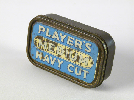 Tobacco tin