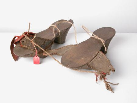 Shoe patten
