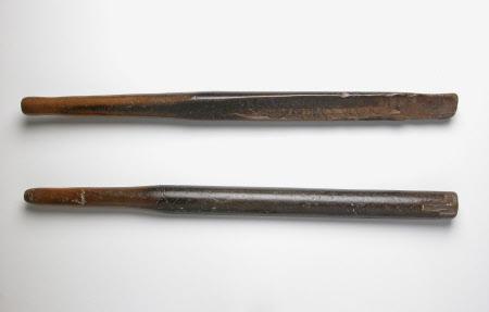 Loom handle