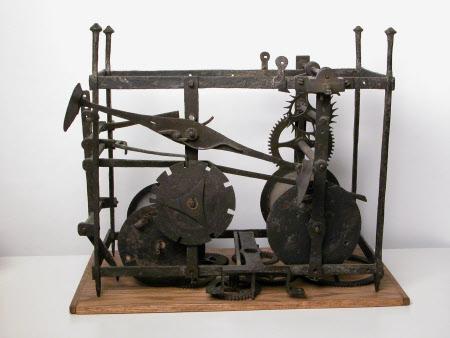 Turret clock