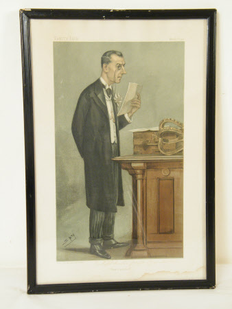 The Right Hon. Joseph Chamberlain MP (1836-1914) - The Colonies