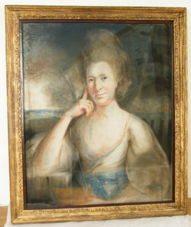 Called Henrietta Shelley, Countess of Onslow (1731-1809) but really Lady Henrietta Godolphin, ...
