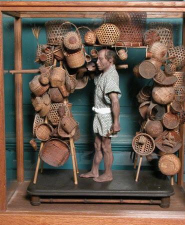 The Peddlar of Baskets