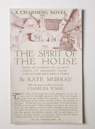 The Spirit of the House