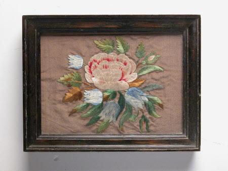 Needlework picture
