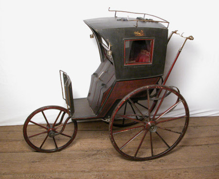 Child's Hansom cab