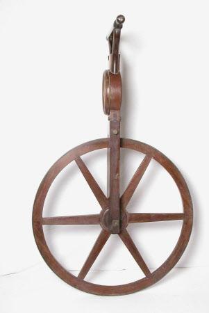 Mile wheel