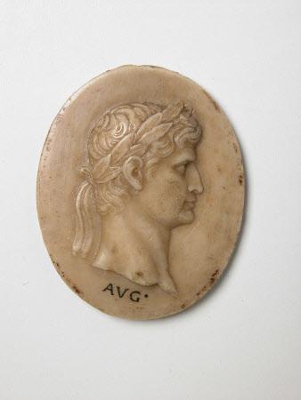 Emperor Caesar Augustus, Emperor of Rome (Octavian) (63 BC – 14 AD)