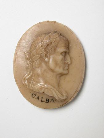 Emperor Galba, Emperor of Rome (3 BC - 69 AD)