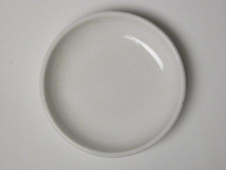 Paint mixing saucer