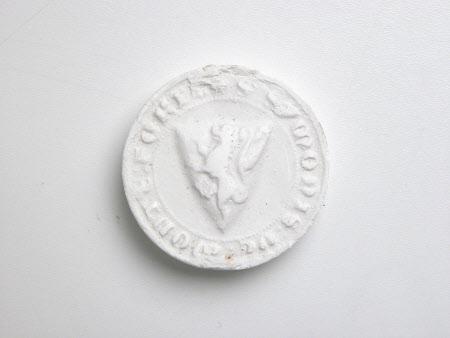 Seal of Simon de Montfort, Earl of Leicester (1208-1265)