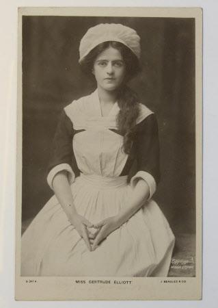 Miss Gertrude Elliott