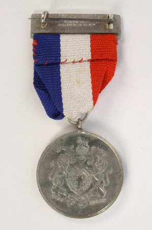 Medal commemorating the coronation of King George VI (1895-1952) 1937