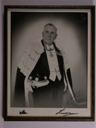 William John Montagu Watson-Armstrong, 2nd Baron Armstrong of Bamburgh and Cragside (1892-1972) in ...