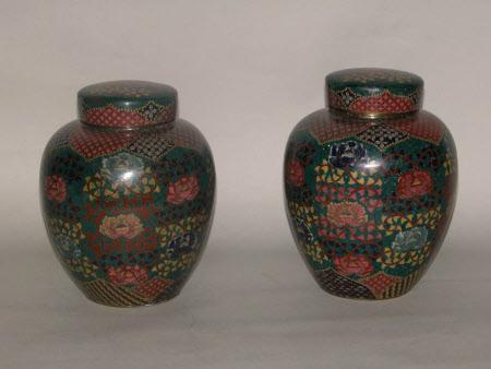 Vase cover