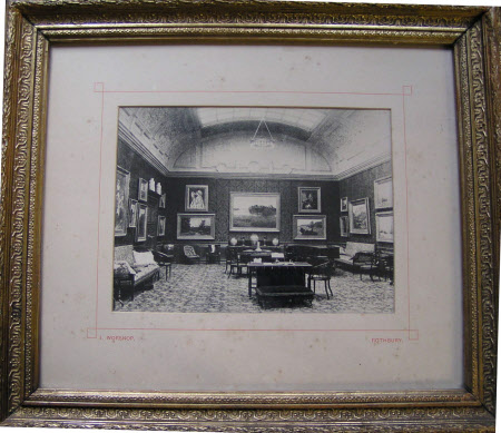 The Drawing Room. Cragside, Northumberland