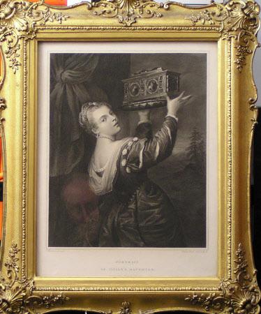 Titian's Daughter