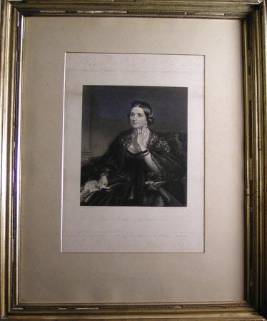 Lady Eleanor Grosvenor, Duchess of Northumberland (c,1821-1911)