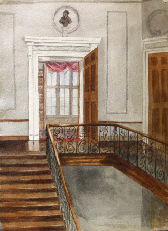 The Staircase, Felbrigg Hall, Norfolk