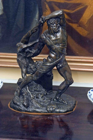 Hercules and Lichas (after Antonio Canova)