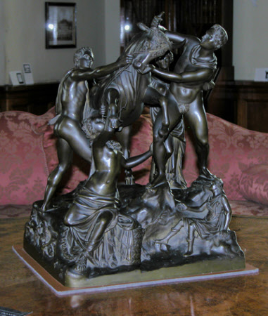 The Farnese Bull (The Fable of Dirce) (after Antonio Susini)