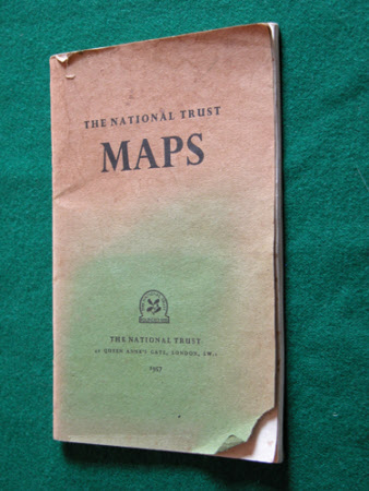 National Trust Book of Maps 1957