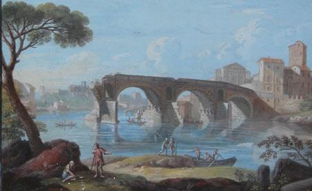 The Ponte Rotto, Rome
