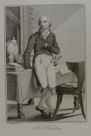 The Rt. Hon. William Windham III MP (1750-1810) (after Antoine François Sergent-Marceau)
