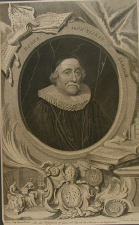 James Ussher (1581-1656) Archbishop of Armagh (after Sir Peter Lely)