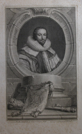 Sir Thomas Coventry, 1st Baron Coventry of Aylesborough (1578-1640) (after Cornelius Johnson)