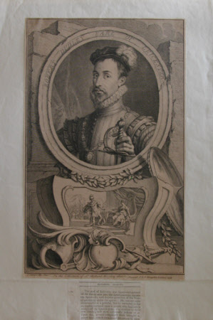 Robert Dudley, 1st Earl of Leicester (1532-1588)