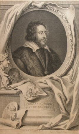 Thomas Howard, 2nd Earl of Arundel and Surrey(1585-1646) (after Sir Peter Paul Rubens)
