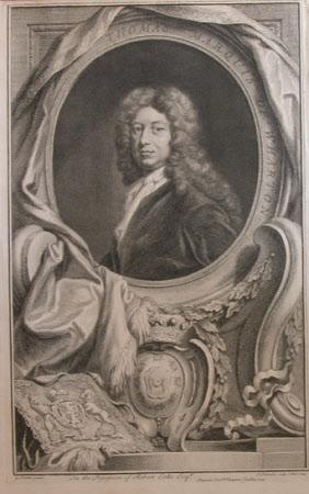 Thomas Wharton, 1st Marquess of Wharton (1648-1715) (after Sir Godfrey Kneller)