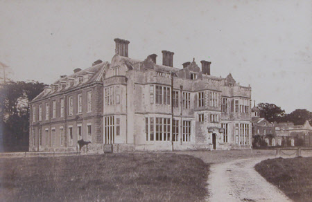 Felbrigg Hall, Norfolk, from the south west