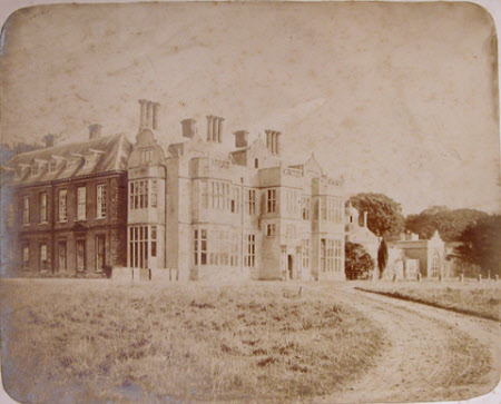 Felbrigg Hall, Norfolk from the south west