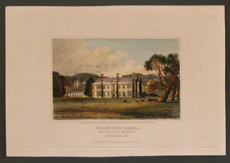 Felbrigg Hall, Norfolk (after John Sell Cotman)