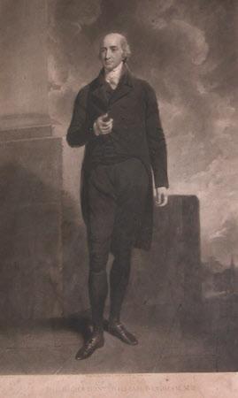 The Rt. Hon. William Windham III MP (1750-1810) (after John Hoppner)
