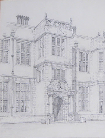 Felbrigg Hall, Norfolk: 1934