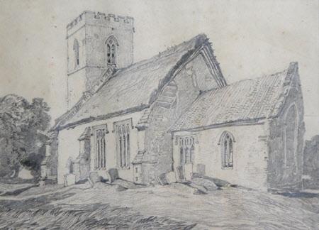 Little Melton Church, Norfolk