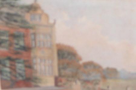South west corner of Felbrigg Hall, Norfolk