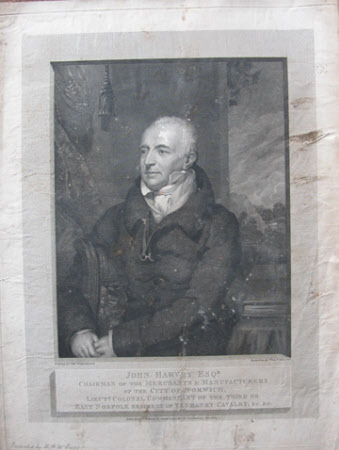 John Harvey (after Thomas Stewardson)