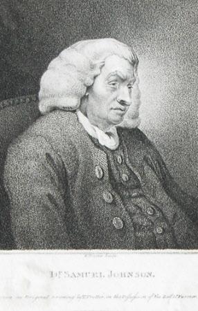 Dr. Samuel Johnson (1709-1784)