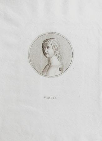 Virgil (Publius Vergillus Maro) (70-19 BC)