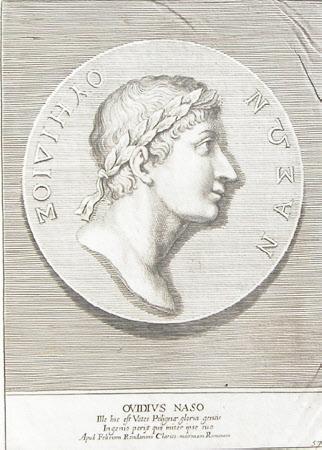 Ovid (43 BC - 17 or 18 AD)