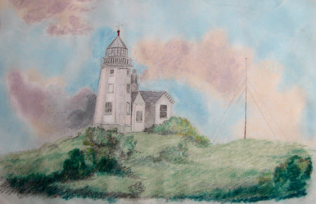 Cromer Lighthouse, Norfolk