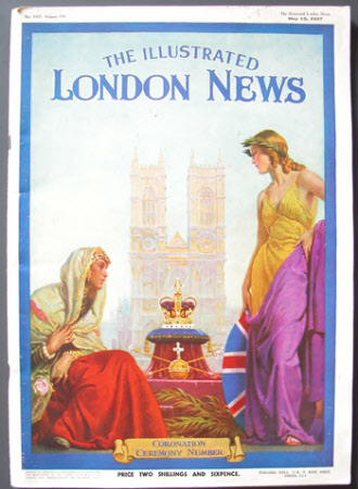 Illustrated London News. Coronation Ceremony Number May 15 1937. King Goerge VI (1895-1952 and ...